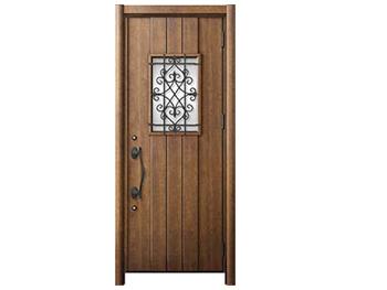 LIXIL トステムリシェント玄関ドア3