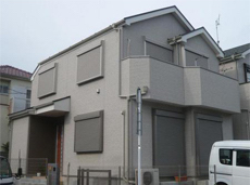 綾瀬市 TA様邸 リフォーム用シャッター施工事例