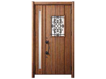 LIXIL Rechent リシェント玄関ドア3