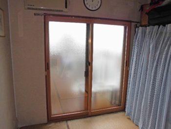 相模原市南区 K様邸 結露対策に二重窓を設置