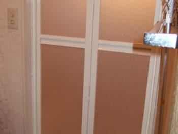 相模原市中央区 E様邸 浴室折戸交換 施工事例