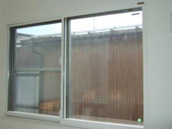 相模原市南区 K様邸 防犯対策 内窓設置工事