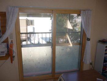 相模原市緑区 NA様邸 無垢の木の内窓「MOKUサッシ」取付
